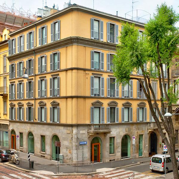 Borgonuovo Uno Residence e location a Milano
